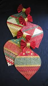 Quilted Christmas Crafts