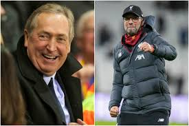 He used to be a player. Gerard Houllier Aims To Greet Expert With The Soul Of A Child Jurgen Klopp On Title Win Liverpool Fc This Is Anfield