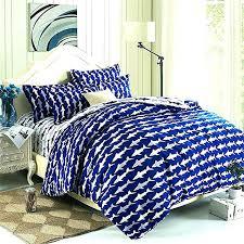 shark bed sheets home shark design kids duvet cover twin size bedding set shark bed sheets