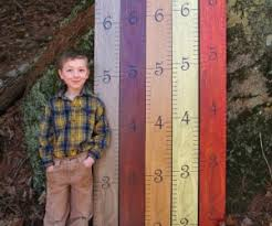 Giant Measuring Stick Growth Chart Childrens Yard Stick Growth Chart Archives Shut Up And