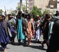 مقاتلو طالبان ينصبون المشانق في شوارع أفغانستان - اليوم السابع