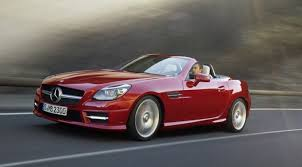 mercedes slk 2016 updates kick off convertible season