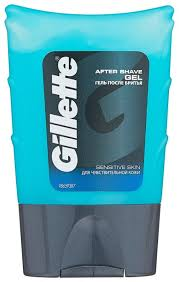 <b>Гель после</b> бритья для чувствительной кожи <b>Gillette</b> — купить по ...
