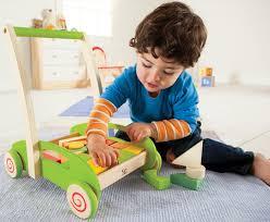 baby push walker development