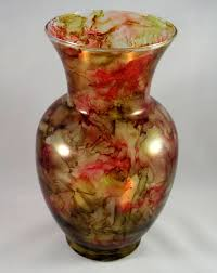 Create stunning decorative glass art vases with Alcohol Inks! Turn old  glass vases, candle
