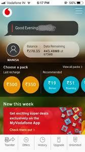 Vodafone Prepaid Best Plans List Vodafone Unlimited
