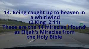 Miracles Of Prophet Elijah Elisha English Youtube