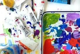 acrylic is versatile 25 fun acrylic painting techniques