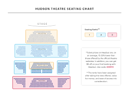 59e59 Theater Seating Chart Gerald Schoenfeld Theatre Seating Chart Seating Chart