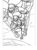 Small Picture Free printable Ant Man coloring pages For Boys