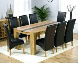 10 dining room table that seats 8 round dining room table seats 8 glass dining table