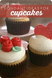 Easy Fondant Decorating Ideas Holidays Valentines Day Diy Easy