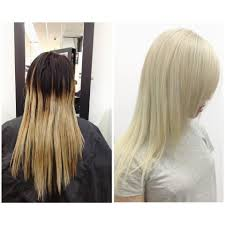 Design Hair Salon Perth Amboy Nj An Incredible Colour Correction To Platinum Blonde By Ebony