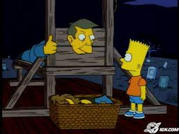 Simpsonu0027s Treehouse Of Horror  The Shinning  The Shining The Simpsons Treehouse Of Horror 12
