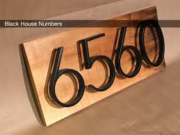 Decorative House Numbers House Numbers Plaque Etsy