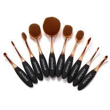 brushes make up set