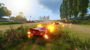 new release car gamesBuckle in for a new Cars 3 Driven to Win gameplay trailer batch