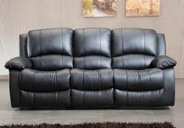 bab living leather rexine black leather