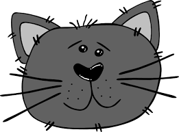 cat face clipart. Perfect Cat Cartoon Cat Face Clip Art Intended Clipart O