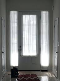 front door curtain ideas best front door curtains ideas window panels front door window treatments privacy