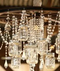 glass jar lighting. Mason Jar Lights - Country Chic Chandelier DIY Ideas With Jars For Glass Lighting