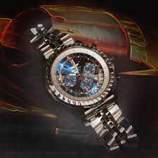 james bond wears breitling for bentley watch in carte blanche posted image