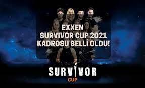 EXXEN Survivor Cup yarışmacıları kimler?