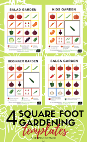 how to start a square foot garden