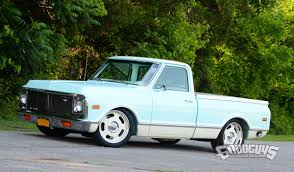 1971 Chevrolet C/10: No Bling! - Goodguys Hot News