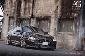 All BMW Models black on black bmw m6 : AG Luxury Wheels - BMW M6 Forged Wheels
