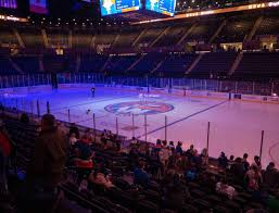 Nassau Veterans Memorial Coliseum Section 115 Seat Views