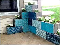 cinder block garden wall. Cinder Block Garden Wall Attractive Dry Stack -