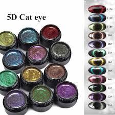 <b>1pc</b> 3D Cat Eye <b>Nail Art Magnet</b> Stick 12 Effects Strong <b>Magnetic</b> for ...