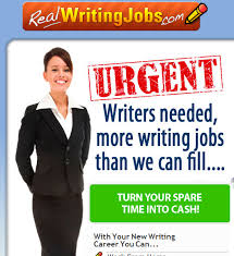 real writing jobs scam stay away from this program surviving  urgent real writing jobs needed