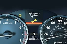 All About Car Service Indicator Lights Yourmechanic Advice