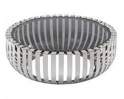 conch round coffee table stainless steel base modern coffee tables free
