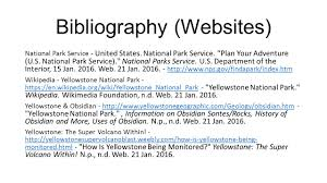 4 Ways To Write A Bibliography Wikihow