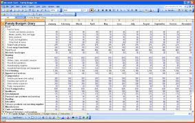 Free Monthly Budget Template Frugal Fanaticimplepreadsheet Personal ...