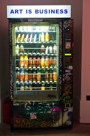 Vending Machine Camera Cool Art Vending Machine Spray Cans Nozzle Heads Etc The Camera Is