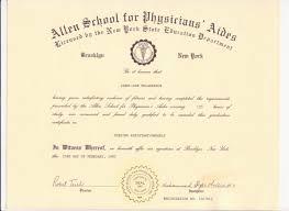 Education Degree Certification Carolann Mclawrence S Eportfolio
