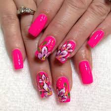 Nail Art: Best Summer Acrylic Nail Art Design Ideas For Trends ...
