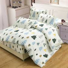 white bedding sets tree duvet cover bed set pillowcases double queen king twin full size