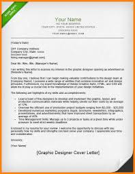 8 Great Graphic Design Cover Letters Plastic Mouldings