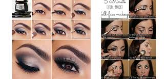 easy step by step winter make up tutorials