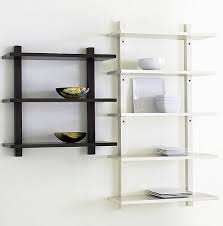 wall mounted shelves kitchen photo 1