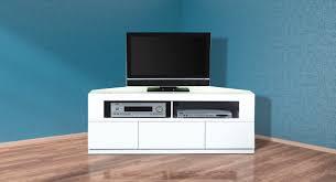 Corner Tv Unit Gloss White Corner Tv Unit The Ava First In Furniture