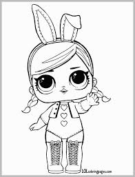 Coloring Pages Crazy Hair Best Free Printable Lol Surprise Dolls