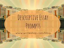 descriptive writing for high school students dissertation ahrc funding creative writing phd acircmiddot homework help for 6th grade