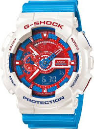 g shock clot limited edition watch dw6900cl 4 my g shock mens g shock blue and red series limited edition