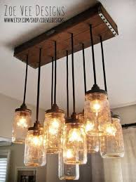 creative diy chandelier lamp and lighting ideas 48